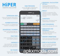 HiPER Calc Pro v7.4.5 build 127 [Patched]