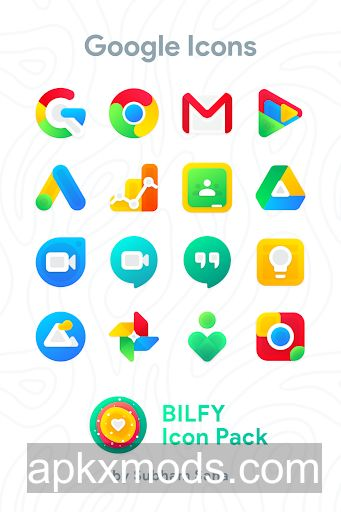Bilfy Icon Pack v1.2 [Patched]