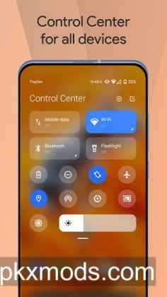 Mi Control Center: Notifications and Quick Actions v3.6.2 [Pro][SAP]