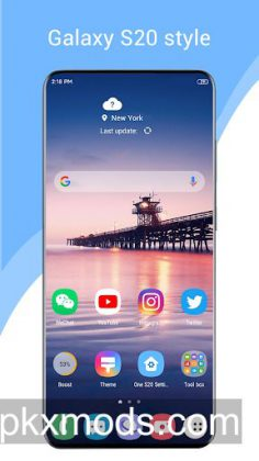 One S20 Launcher – S20 Launcher one ui 2.0 style v1.2 (SAP) (Prime)