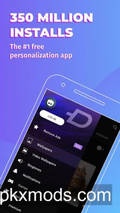 ZEDGE Wallpapers & Ringtones v6.9.2 [Beta] [Premium]