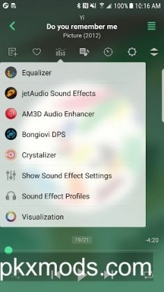 jetAudio HD Music Player Plus v10.4.2 [Google] [Patched]
