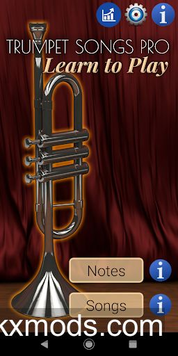 Trumpet Songs Pro – Learn To Play v13 Updated Libraries [Paid]