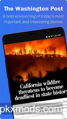 Washington Post Select v1.27.0 Build 218 [Subscribed]