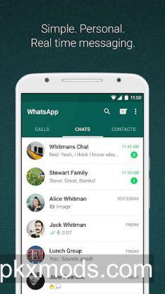 WhatsApp Messenger v2.20.201.10