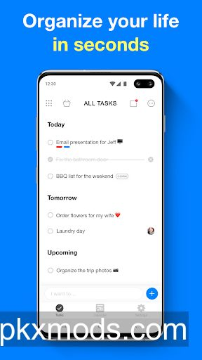 Any.do:To do list, Calendar, Reminders v5.6.0.8 [Premium] [Mod]