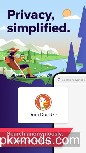 DuckDuckGo Privacy Browser v5.68.0 [Mod]