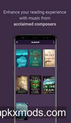 Moodreads: Music for reading v1.1.0 [Paid]
