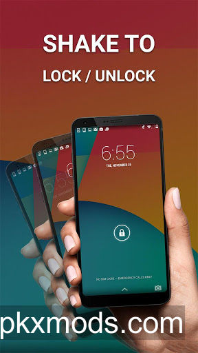 Screen On/Off With Double Tap,Shake,Gesture & Wave v1.3 [PRO]