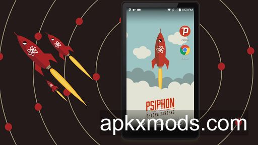 Psiphon Pro – The Internet Freedom VPN v311 [Subscribed] [Mod] [AOSP]