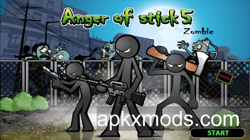 Anger of Stick 5 v1.1.30 (Mod Money)