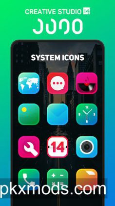 Juno Icon Pack – Rounded Square Icons v4.7 [Patched]