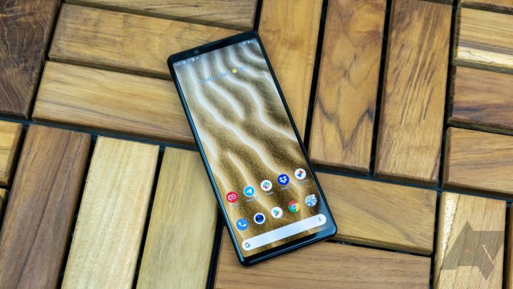 Sony begins its Android 11 rollout with Xperia 1 II update