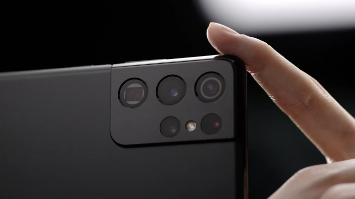 Samsung's smaller, cheaper S21 and S21+ beat the Ultra at slow-mo video