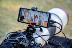 Sony's latest smartphone strategy: Charge $2,500 and call it a 'camera accessory'