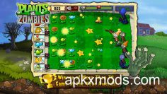Plants vs. Zombies FREE v2.9.08 (Unlimited Sun/Coins)