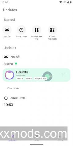 Boundo: System Tool Set v3.6.8 [Paid] [SAP]