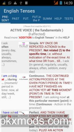 English Tenses v5.3 [Patched][Mod]