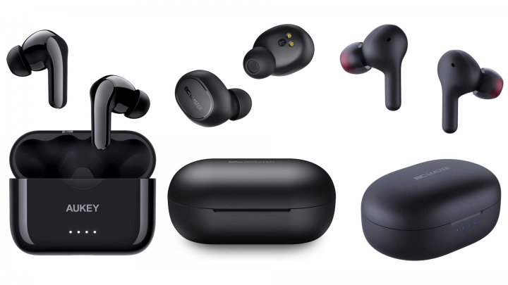 Get a pair of true wireless earbuds for less than a month of Netflix with this Amazon deal