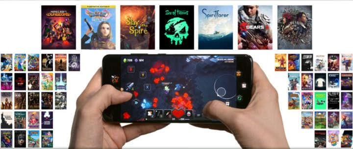 You don't need a controller to play these 54 Xbox Game Pass titles on Android