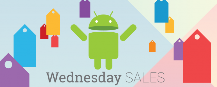20 temporarily free and 36 on-sale apps and games for Wednesday