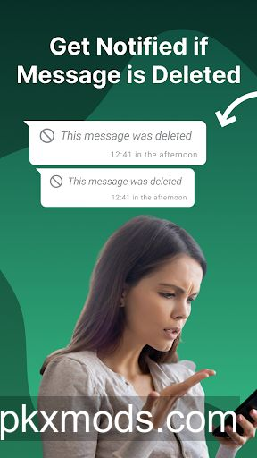 Auto RDM – Recover Deleted Messages: WA Recovery v1.7.6 (Pro)