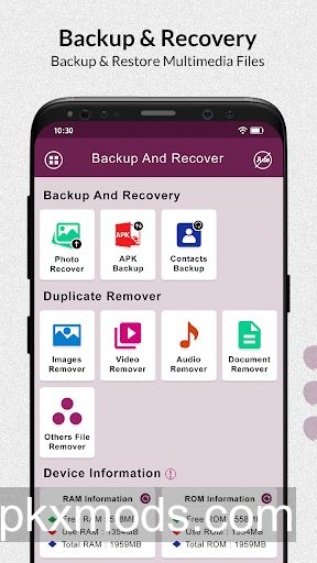 Recover Deleted All Photos, Files And Contacts v6.8 [PRO]