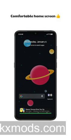 Milky Launcher Pro Beautiful, Clean, Fresh vPro Build 237 [Paid]